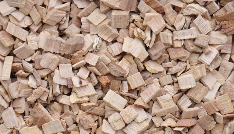 Holzchips